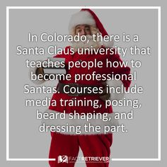 Interesting Santa Claus fact #christmasfacts #christmas #funfacts