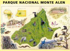 Parque Nacional de Monte Alen, Guinea Ecuatorial