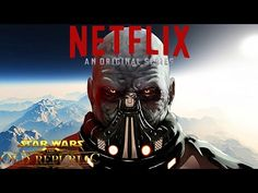 Star Wars The Old Republic NETFLIX SERIES!! Disney Petition - YouTube