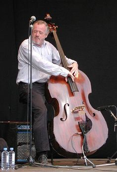 NIELS HENNING ORSTED PEDERSEN (a.k.a NHOP!) One of the greatest bassists.