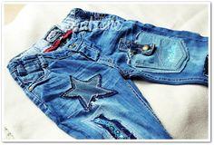 Upcycling Jeans - anstatt Flicken