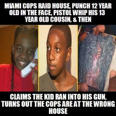 Stop Police Brutality.how is it that any adult can lay there hands on a child ? Stop the madness. We Are The World, In This World, Pms, Are You Serious, Black History Facts, African American History, Black Power, Social Issues, Black People