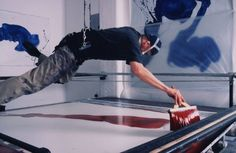 In Action: James Nares (Amazing)