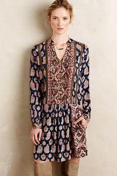 5ae29b53f46 Paquerette Shirtdress #anthropologie Fall Dresses, Casual Dresses, Dress  Outfits, Knit Dress,
