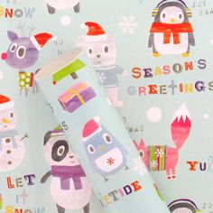 yuletide friends - Paperchase
