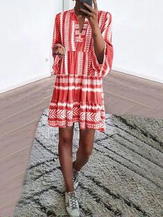Summer Women Dresses Green Basic V Neck Casual Dresses Mostata Clothin Boho Chic, Hippie Chic, Gypsy, Pencil Skirt Casual, Pencil Skirts, Plus Size Mini Dresses, Casual Dresses, Summer Dresses, Summer Outfits