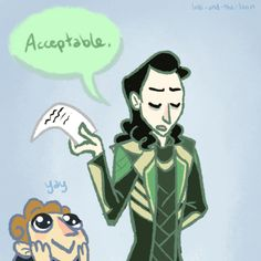 Loki and the Loon part 3