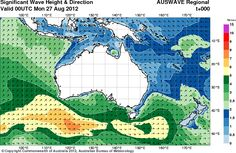 The ACMA works closely with the Bureau of Meteorology to help boaters access up to date weather information