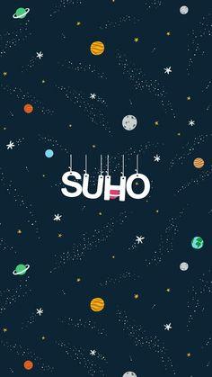 SUHO EXO ❤️ Kim JoonMyeon ❤️