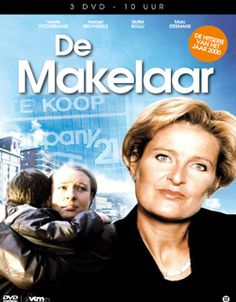 De Makelaar is ook te koop op DVD!
