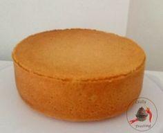Italian sponge cake - Pan di spagna                                   MUST MAKE THIS ONE