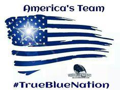 #TrueBlueNationFC