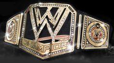 WWE Championship(2013) Wwe Championship Belts, World Heavyweight Championship, Paul Bearer, Wwe Party, Wwe Belts, Men's Wrestling, Best Wrestlers, Wwe Tna, Wwe World