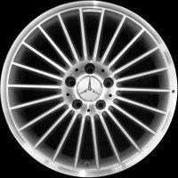 "18"" AMG V 22-spoke wheels B66031115 B66031116"