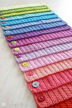 "Catona ""Paper"" Chain free crochet pattern from FeltedButton"