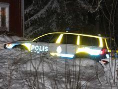 Man skjuten i Söderhamn