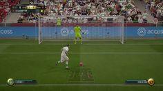 Unbelievable FIFA 17 penalty! Wow