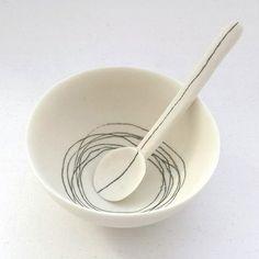 Pilar Rojas - ceramic bowl More
