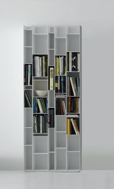 Love this bookcase from Neuland (Random)