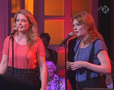 Cabaretduo Yentl en De Boer - uitzending PW van 03-05-2015