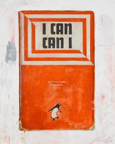 Harland Miller I Can Can I, 2014