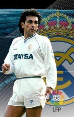 ..._Hugo Sanchez. REAL MADRID+