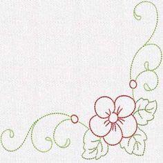 flower decor 4 set of 10