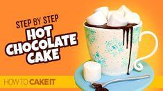 How To Make A Hot Chocolate Cake by Vanessa Fiorini  663efe71ef143