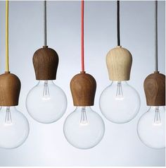 Exposed Bulb Pendant Lights: The Bare Necessities - Fat Shack Vintage - Fat Shack Vintage