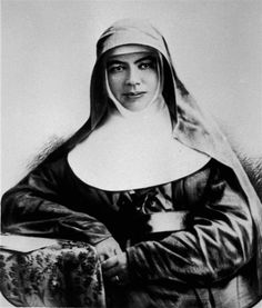 Mary Helen MacKillop,1842–1909. AKA St Mary of the Cross.Australian Roman Catholic nun.Together with Fr Julian Tenison Woods, founded the Sisters of St Joseph of the Sacred Heart & a number of schools & welfare inst. throughout Australasia with an emphasis on education for the poor.Since her death she has attracted much veneration in Australia & internationally.She was canonised on 17 October 2010. The only  Australian to be recognized by the Roman Catholic Church as a Saint.