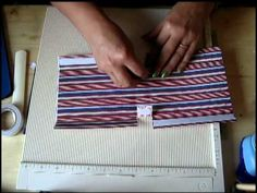 Tutorial Simpatiche e semplici scatoline. - YouTube Video, Confetti, Scrap, Bag, Youtube, Gift, Tutorials, Cartonnage, Bags
