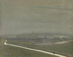 Website of the Maas Gallery Pastel Landscape, Landscape Art, Landscape Paintings, Newark On Trent, William Nicholson, Cubist Movement, Academic Art, Seascape Paintings, Art Paintings