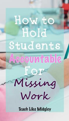 Teaching middle school, students are in and out of your classroom all day. You see each student for maybe 50 minutes. So how do you keep track of who turns in. Classroom Procedures, Classroom Behavior, Classroom Activities, Classroom Libraries, Classroom Decor, Middle School Classroom, Middle School Science, School Teacher, Teacher Organization