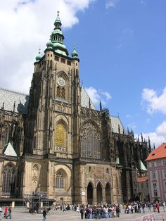 Cathédrale Saint Guy - Prague - République Tchèque