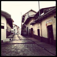 Rafael María Arízaga. Cuenca, Ecuador.