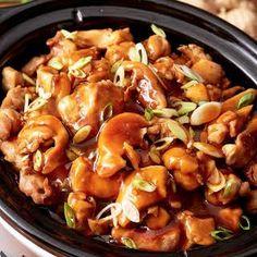 Slow Cooker Honey Teriyaki Chicken – Skinny Healthy Food