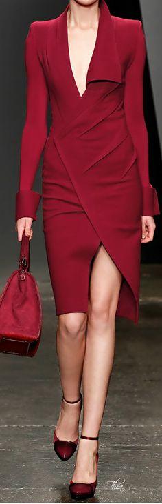 Donna Karan ... love, love, love this shade of red!