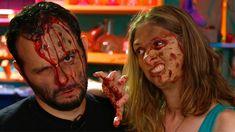Maquiagem de Halloween: pele podre de zumbi | Últimas Notícias de Hoje