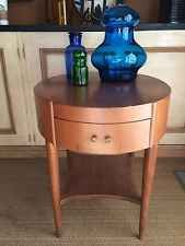 Mid Century Modern Danish Looking Side And Table Nice Design