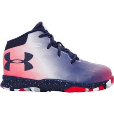 daa847ca18dab8 Under Armour Toddler Curry 2.5 Basketball Shoes