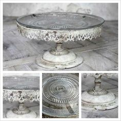 My Cake Stands: my love