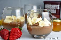 Zdravé banány v čokoláde - FitRecepty