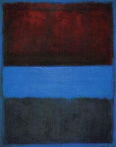 The Art Story: Image Comparison #3 - Mark Rothko