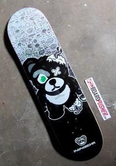 30 snowboards et skates avec un design graphique original - Inspiration graphique #19 | BlogDuWebdesign