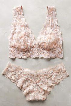 Girl next door bra and panties are certainly