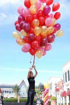 Heliumballonnen kant en klaar - De Ballonnenkoning