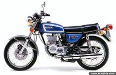 Susuki GT First bike I learnt to ride aged about an older friend taught me in a car park. Suzuki Bikes, Moto Suzuki, Suzuki Motorcycle, Wayne's World, Old Bikes, Vintage Bikes, Sport Bikes, Custom Bikes, Toys For Boys