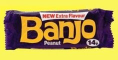 Bring Back Banjo Chocolate Wafer Bars! - Blast From The Past 70s Sweets, Vintage Sweets, Retro Sweets, Retro Food, 70s Food, Vintage Ads, 1970s Childhood, My Childhood Memories, Sweet Memories