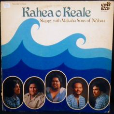 Hawaiian record. Kahea o keale by Skippy with The Makaha Sons of Niihau. -Honolulu, Hawaii, Poki Records SP7 9022, stereo, p1977.