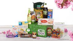 Süße und herzhafte Produkte zum Frühstück, Grillen oder für zwischendurch gab es in der brandnooz April Box.